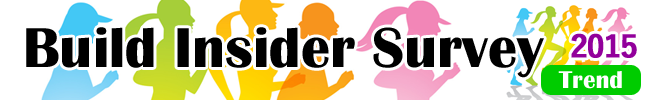 Build Insider Survey【2015年4月実施】