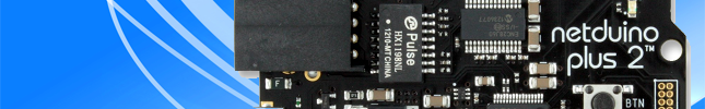 .NET対応組み込みデバイス「Netduino」入門(7)