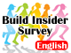 Build Insider Survey (in April 2014)