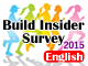 Build Insider Survey [April 2015]