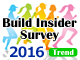 Build Insider Survey【2016年6月実施】